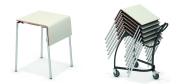 Konferenceborde Tavo seminar er ideel til konferencer, hvor borde og stole ofte omrokkeres